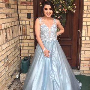 Perfect prom princess dress!